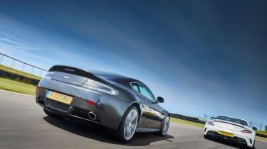 Future icons V12 Vantage