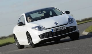 Renault Laguna Coupe Monaco GP review