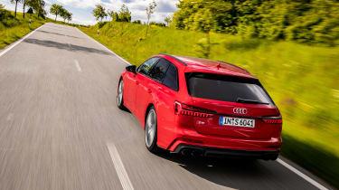 Audi S6 TDI - rear quarter