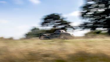 Morgan Aero GT - side