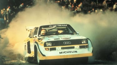 Audi Quattro - Group B