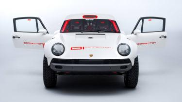 Singer Vehicle Design ACS - studio nose open
