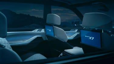 BMW X7 Concept - cabin