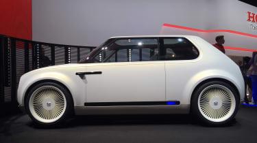Honda Urban EV Concept live - profile