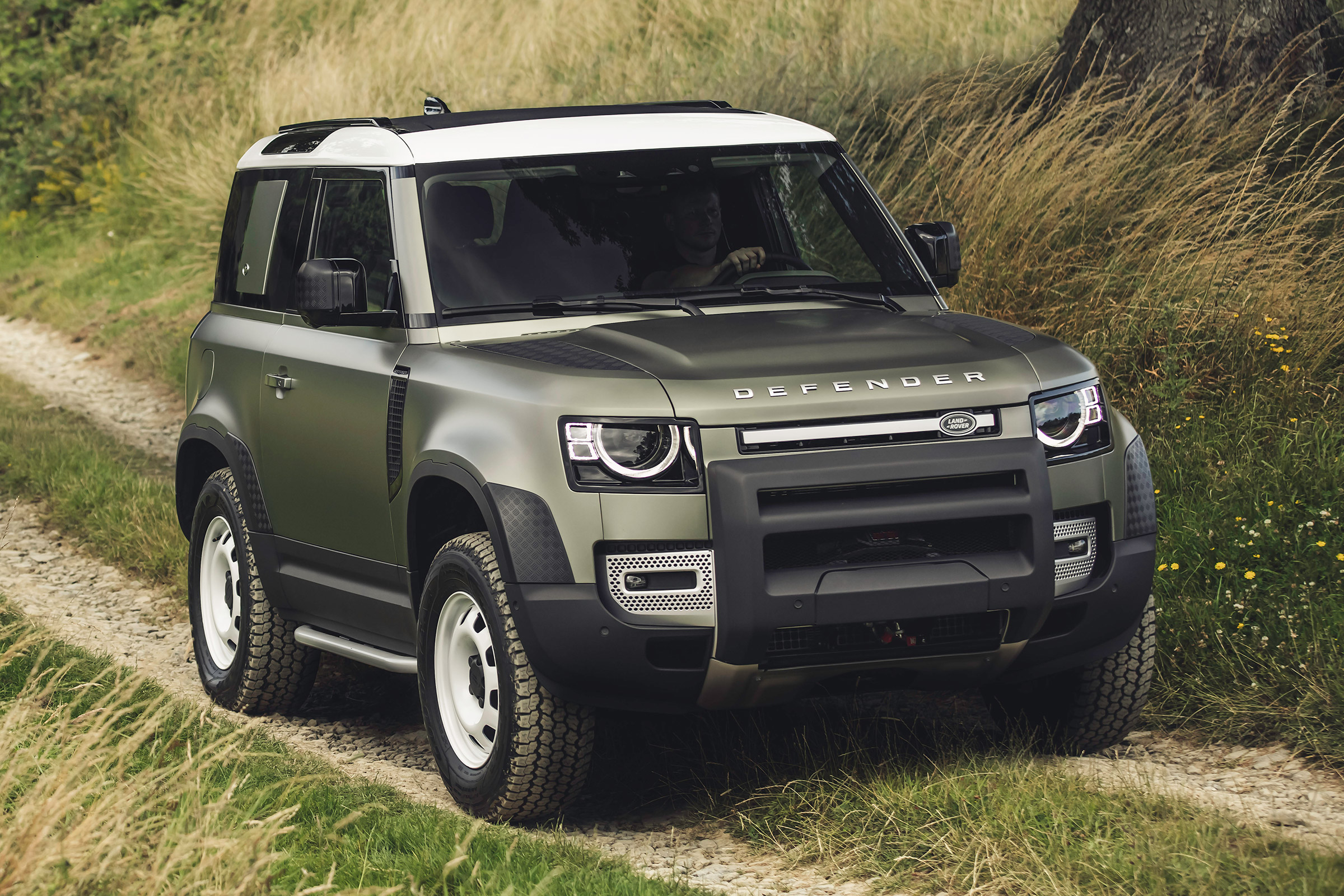 New Land Rover Defender - 2020 4x4 arrives with big, muddy ...