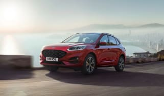 2019 Ford Kuga PHEV - quarter