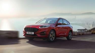 2019 Ford Kuga PHEV - quarter