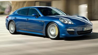 Porsche Panamera S Hybrid news and pictures