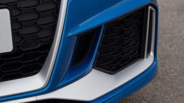 Audi RS3 Sportback - Bumper intake
