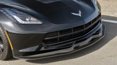 Hennessey's 700bhp Corvette Z06 front splitter