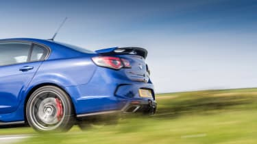 VXR8 GTS-R vs Carlton - rear