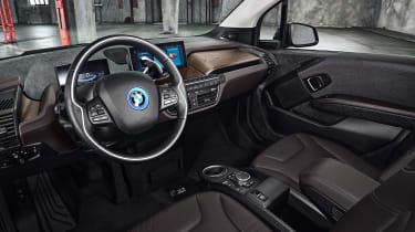 BMW i3s - dash 2
