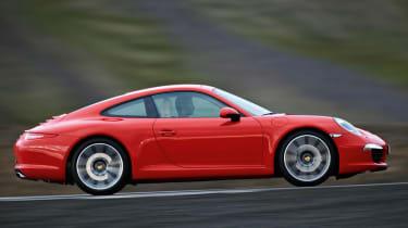 Porsche's 2012 sales success