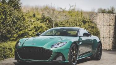 Aston Martin DBS 59 by Q - front quarter