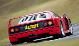 Ferrari F40 buying checkpoints