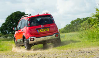 Fiat Panda Cross - Rear