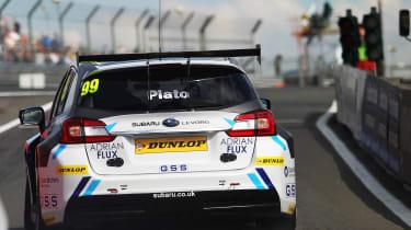 Subaru Levorg - Plato