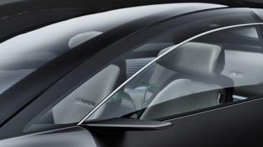 Audi Grand Sphere Concept – windows