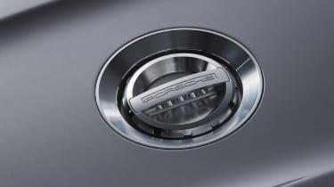 Porsche 911 Speedster - fuel cap