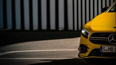 Mercedes AMG A35 - front