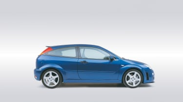 Mk1 Ford Focus Rs This Is Where It All Began Evo