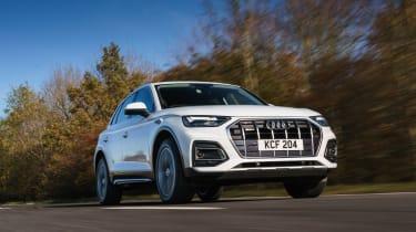 Audi Q5 2021 – header