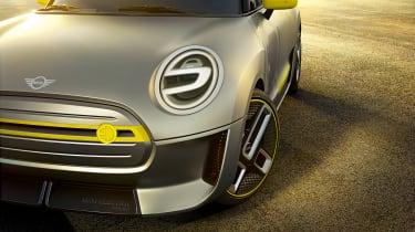 Mini EV concept - headlight