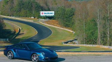 APR Porsche 911 Turbo