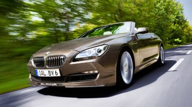 Alpina B6 Bi-Turbo Cabrio ready for Frankfurt