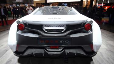 Tata Racemo Geneva rear