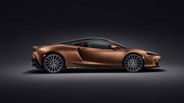 McLaren GT - side