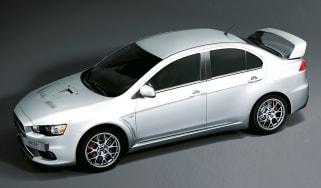 Mitsubishi Evo X FQ-440 MR announced