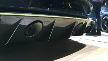 Aston Martin Vantage AMR - Exhaust