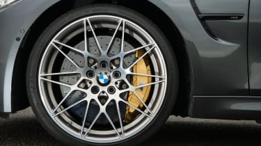 BMW M3 Competition Package - wheel