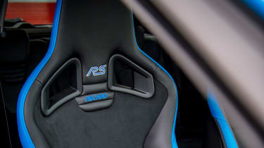 Ford Focus RS Edition – seat