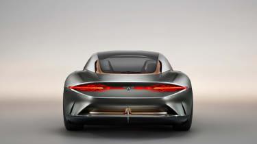 Bentley EXP 100 GT - rear