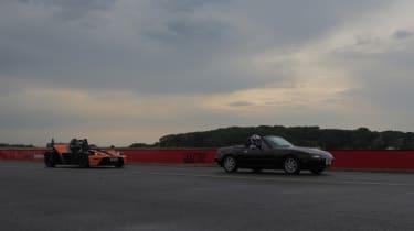 evo Trackday Bedford 27AUG -
