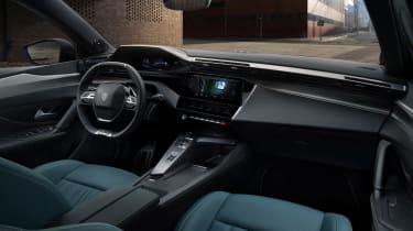 2021 Peugeot 308 - cabin