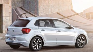 2017 Volkswagen Polo - Beats rear static 3