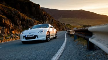 Nissan 370Z wales front