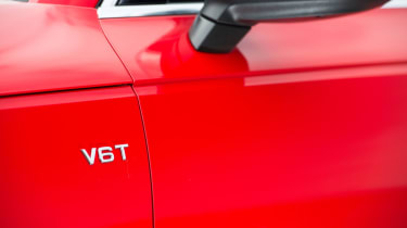 Audi S4 - Badge