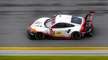 WEC 2017 - 911 RSR dynamic