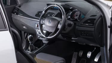 K-Tec Racing Mégane - Interior