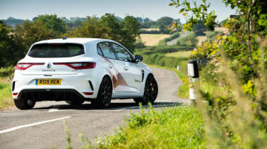 Renault Megane RS Trophy rear static