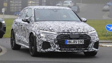 Audi RS3 proto 2021