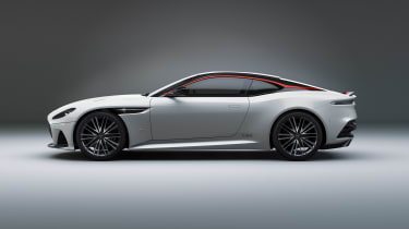 Aston Martin DBS Superleggera Concorde side