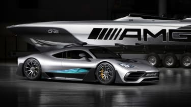 Mercedes-AMG Project One front