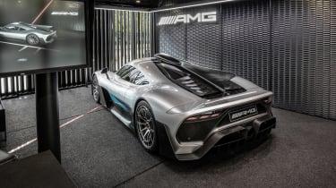 Mercedes-AMG One - rear
