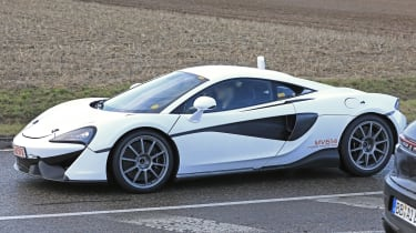 McLaren Artura lead up - 8