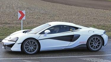 McLaren Artura lead up - 16
